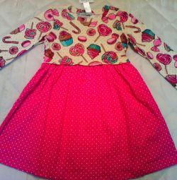 Νέα ρούχα από βαμβάκι 92-122
