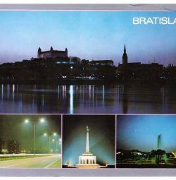 Καρτ ποστάλ και καρτ ποστάλ. ΕΣΣΔ
