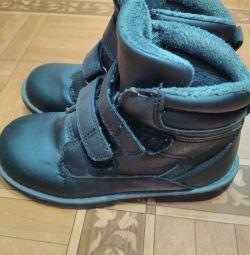 Boots demi-season 31 pp