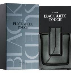 Eau de Toilette for Men Black Suede Touch NEW