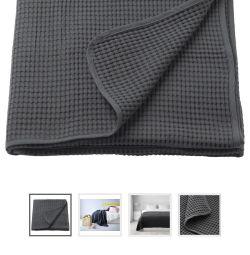 Plaid blanket of Ikea