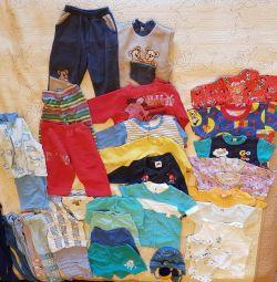Kıyafet paketi (2)