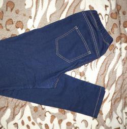 джинси на гумці (можна і для вагітних)