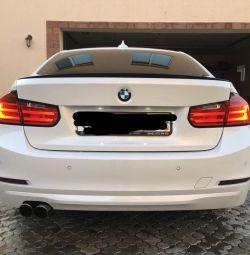 Бампер на BMW
