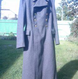 Officer's overcoat