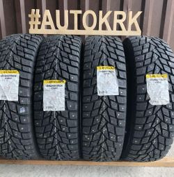 Winter tires R20 245 40 Dunlop