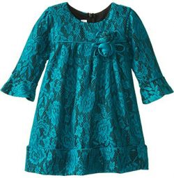 New elegant dress Bonnie Jean size 2t