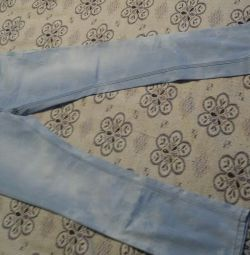 Jeans new 50р.
