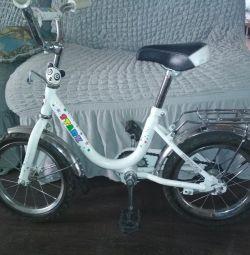 Kullanılan çocuk bisikleti