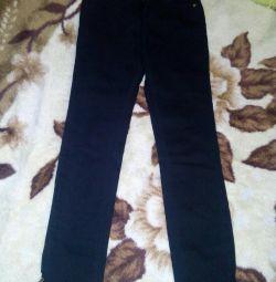 Чeрние штани