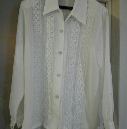 Bluză, cămașă dimensiune 54-56