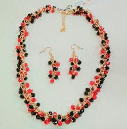 Κοσμήματα - Κολιέ και Σκουλαρίκια