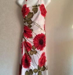 Платье стрейч р 42-44