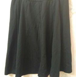 Νέα πλεκτή φούστα