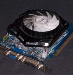 Placa video GeForce GT 520