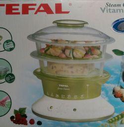Διπλό λέβητα Tefal Vitamin +