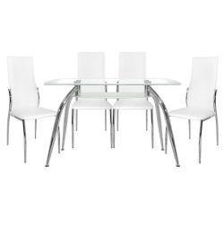 SET TABLES 5 TABLES NORRIS 120X75-KIM LEY TAB