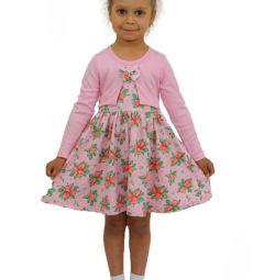 Новое платье, рост 122