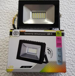 LED Floodlight LLT SODO-5-eco 10W