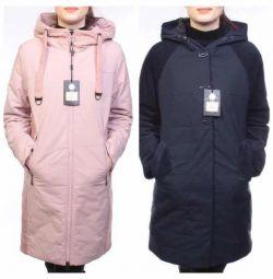 Νέα παλτό. S 46-56 μεγέθη