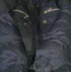 Jacket pentru o fată.
