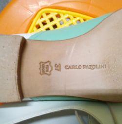 Carlo Pazolini, Nou, Dimensiunea 37