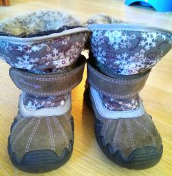 Thermal boots PRIMIGI with membrane GORE-Tex
