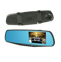 Video Recorder Mirror DVR Full HD with rear camera