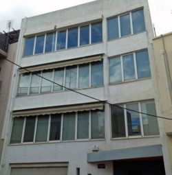 3-этажное офисное здание, общая площадь 871,74