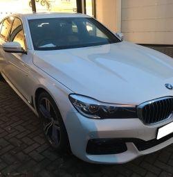 BMW 730D M SPORT