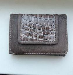 Women's wallet. New