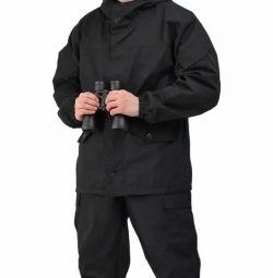 Suit Hill black