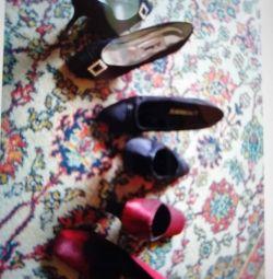 Pantofi noi 36r. MONARCH, LA MONTI
