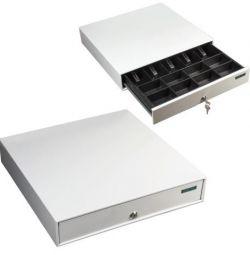 Cash drawer for cashier