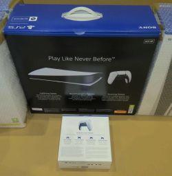 Совершенно новая оригинальная PlayStation 5