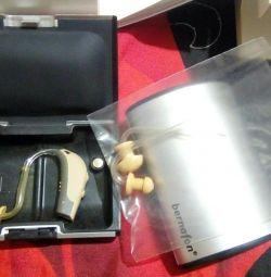 2 слуховых аппарата. Торг