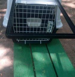 Hayvanlar için taşıyıcı - 68x49x45.5 cm.