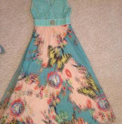 Rochie elegantă de vară ușoară