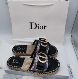 Dior Παντόφλες