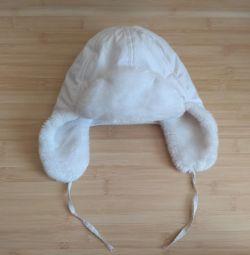 Pălărie de iarnă pentru copii