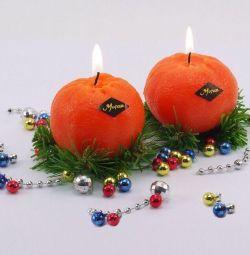 Κερί Mandarin