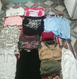 Package clothes