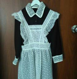 School uniform for first graders
