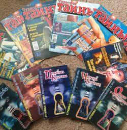 Books, magazines