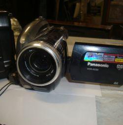Panasonic vdr v-230 / αιχμηρή βιντεοκάμερα vl-n1s