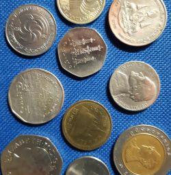 Monede numismatice ....