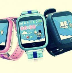 Детские смарт часы Q100