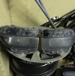 Fog lights (fog lights) Lexus GS