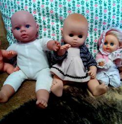 Κούκλες πακέτο (μόνο 4 κομμάτια αριστερά)