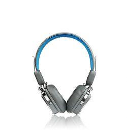 Remax RB-200HB Ακουστικά Bluetooth Γκρι